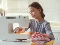 The Best Kids Sewing Machine-Let Them Learn At An Early Age!!